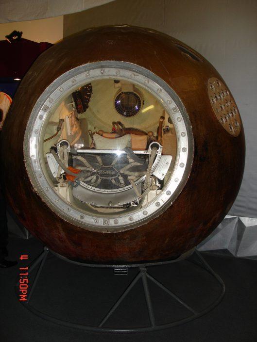 На родине космонавта Николаева